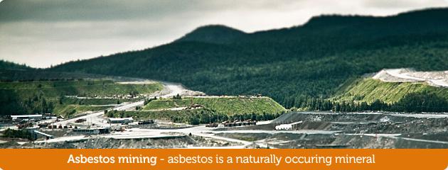 asbestos mining