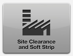 site clearance soft strip